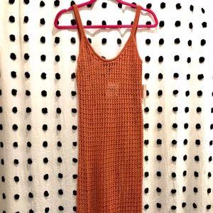 Forever 21 Open Knit Dress